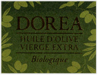 Dorea: Huile d'olive extra vierge Tunisie