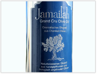 Jamailah: Exportation huile d'olive extra vierge